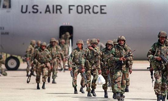 Hay quienes desean una intervención militar