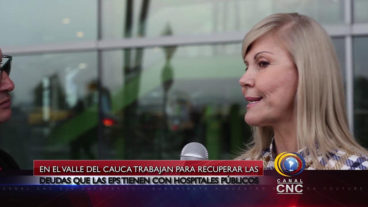 Valle del Cauca trabaja para recuperar las deudas que las EPS tienen con hospitales públicos