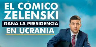 Zelenski gana la presidencia en Ucrania / Channel Plus