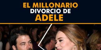 Millonario divorcio de Adele / Channel Plus