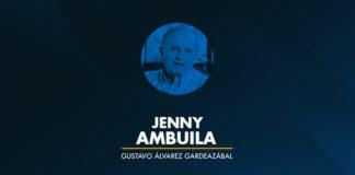 Jenny Ambuila por Gustavo Álvarez Gardeazábal