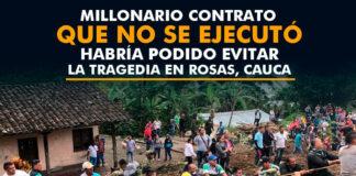 Tragedia Rosas. Cauca / Channel Plus