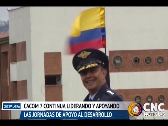 Balance operativos sur occidente Colombiano y labor humanitaria en bloqueos por la minga indígena