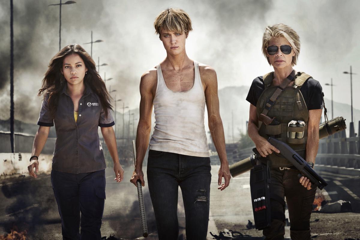 """Vuelve Sarah Connor en el tráiler de """"Terminator 6: Destino Oculto"""""""