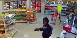 Asalto en Tiendas - Autoproteccion la Opcion
