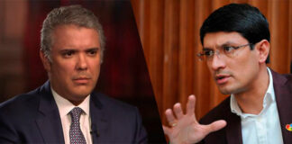 Gobernador de Nariño, Camilo Romero Vs Presidente Iván Duque