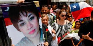 Causas de Muerte de la Chilena Ilse Ojeda