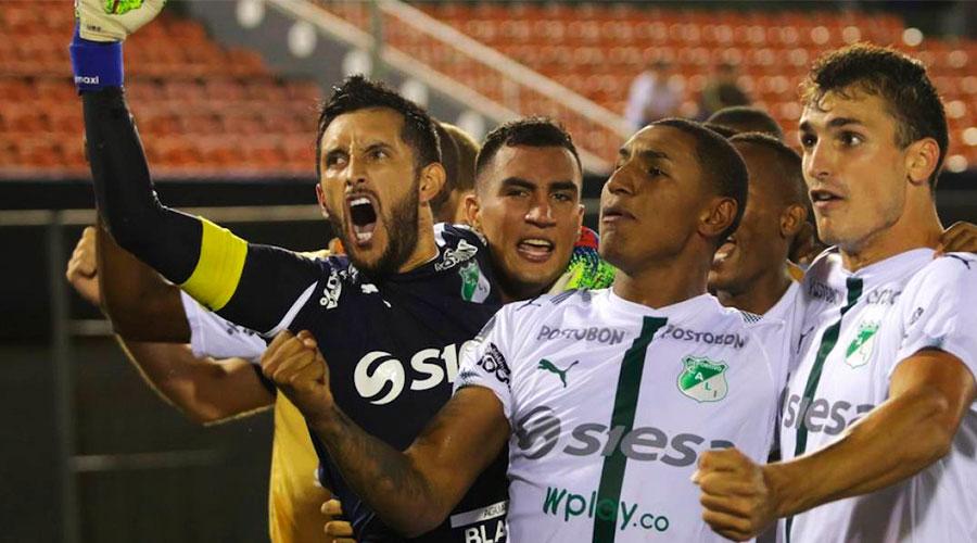 Guaraní vs Deportivo Cali