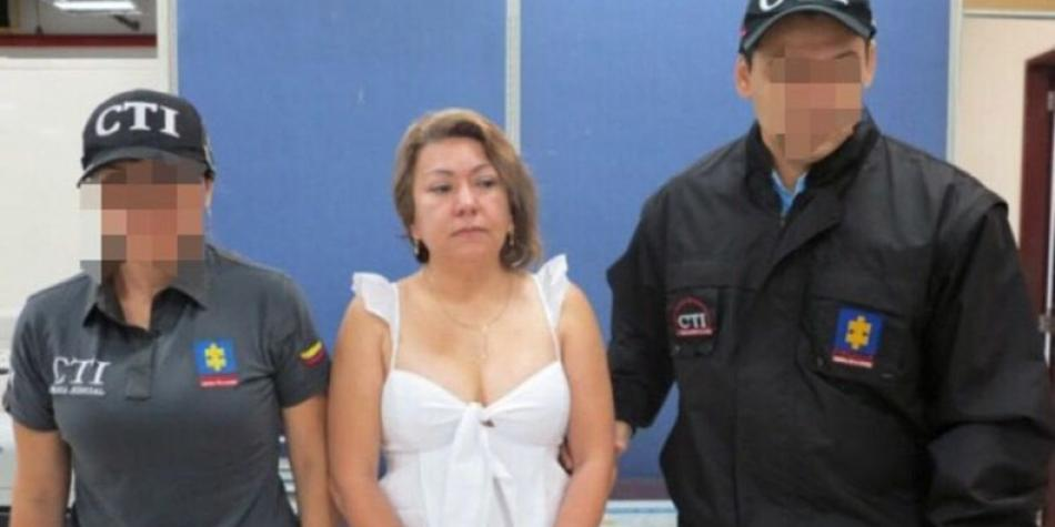 Esposa del alcalde de Mariquita se roba $6.000 millones en estafa