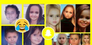 Filtro Bebé de Snapchat