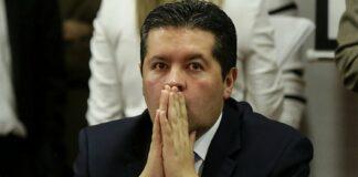 Suspenden a congresista Hernán Gustavo Estupiñán Calvache