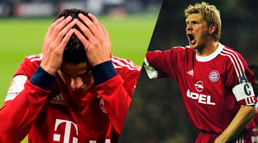 James debería irse del Bayern –  Stefan Effenberg