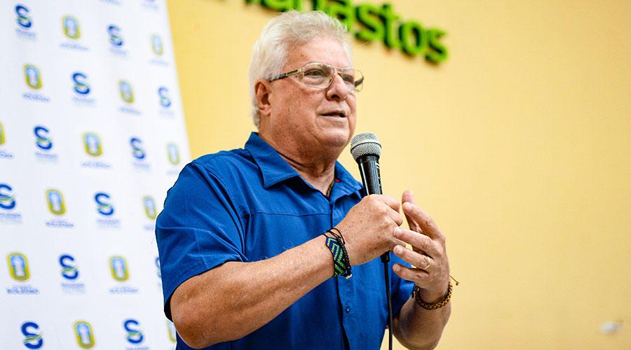 Alcalde de Soledad denuncia que congresistas intentan retirarlo