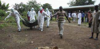 Muertos en el Congo por Brote de Ébola Foto 1