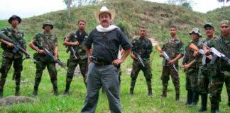 Paramilitar Hernán Giraldo