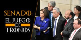Senado: El Juego de Tronos / Centro Democrático / Bancada Uribismo