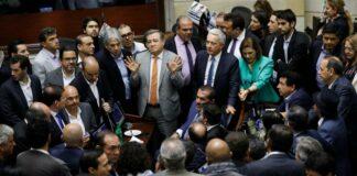 Senado de la República - Objeciones a la JEP