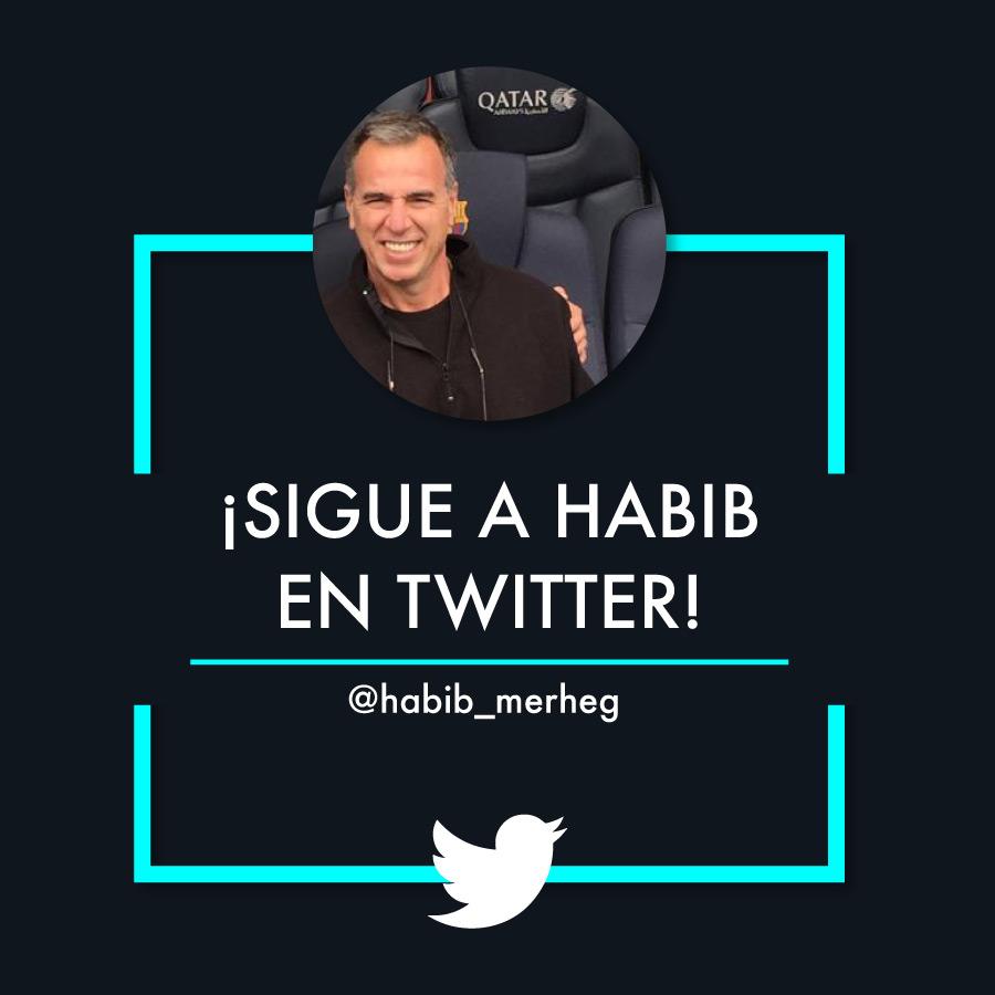 Sigue a Habib Merheg en twitter