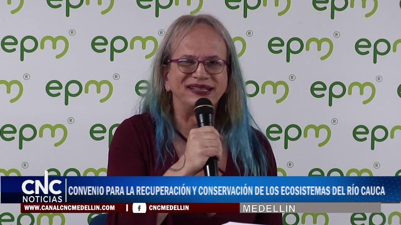 CONVENIO PARA LA RECUPERACIÓN Y CONSERVACIÓN DE LOS ECOSISTEMAS DEL RÍO CAUCA