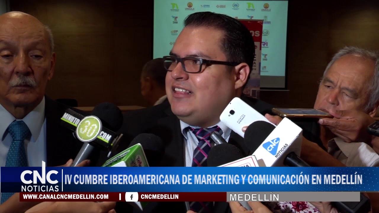 IV Cumbre Iberoamericana de Marketing y Comunicación en Medellín