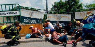 12 muertos y 15 heridos deja enfrentamiento en la frontera Colombo-Venezolana