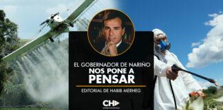 El Gobernador de Nariño nos pone a pensar / Editorial Habib Merheg Marún