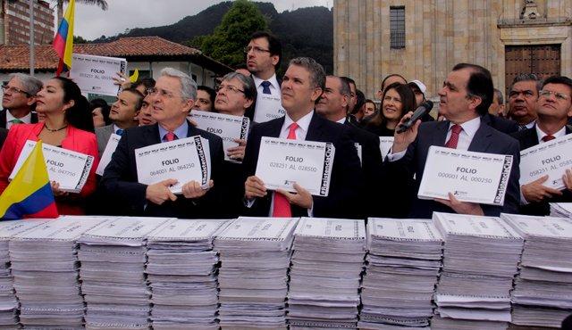 JEP, en la mira de un referendo Uribista