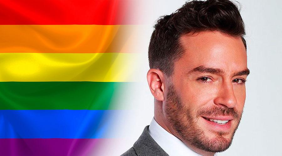 'Soy GAY' y lo digo con orgullo – Juan Pablo Espinosa