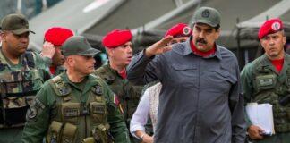 Maduro incita a sus Fuerzas Militares a responder desde todos los espacios a Iván Duque