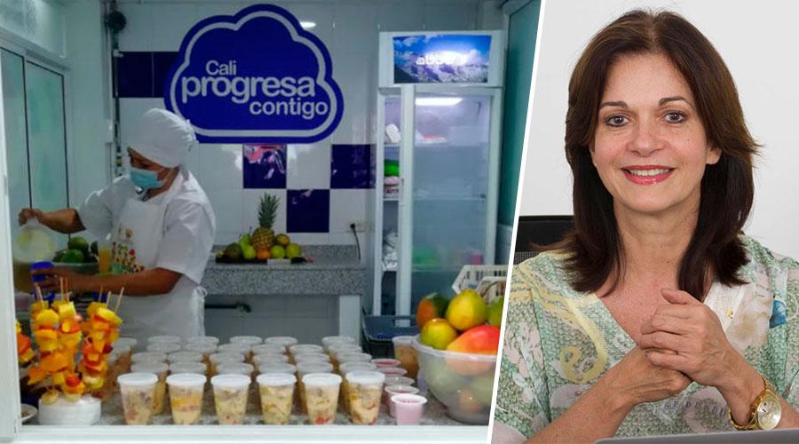 Secretaría de Educación de Cali firme con el plan de Alimentación SANA para sus alumnos