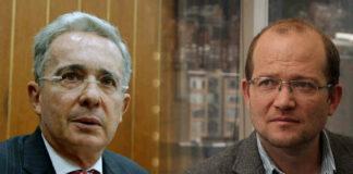 Uribistas inician firmatón para apoyar a Uribe