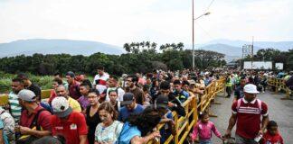 Colombia está llena de Venezolanos y nos cuesta mucho mantenerlos sin la ayuda de otros países