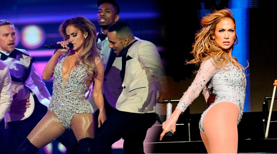 """ VÍDEO  Jennifer López moviendo la COLA como nunca en su nuevo tour """"It's My Party"""""""