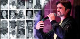 """""""Esta mierda debe cambiar"""": Juanes, por los asesinatos de líderes sociales"""