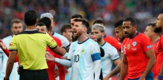 Messi podría enfrentar una sanción de hasta dos años por sus acusaciones de corrupción contra la Conmebol