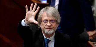 Yo no vine aquí a morir políticamente-Antanas Mockus