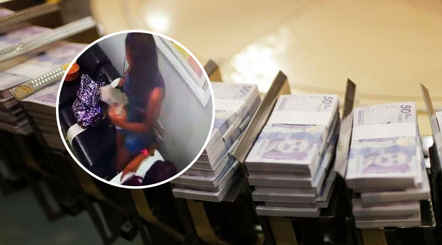 Madre e hija se ROBAN 180 millones de una casa de cambio – Ocurrió en CALI