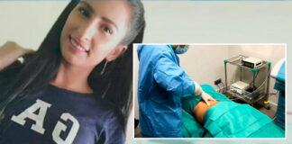 Estudiante se mandó a hacer una cirugía estética en una casa y sufrió terribles consecuencias
