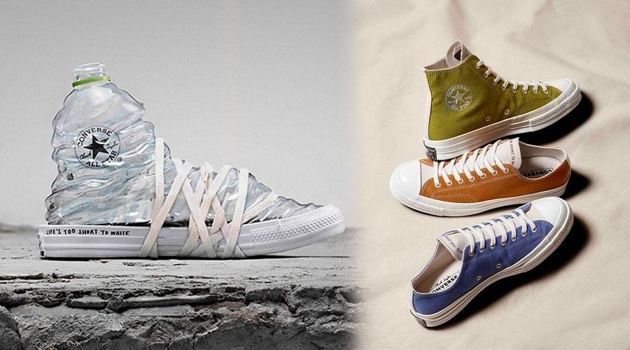 ¿Usted compraría unas Zapatillas CONVERSE hecha 100% de PLÁSTICO?
