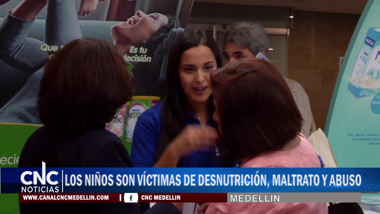 LOS NIÑOS SON VÍCTIMAS DE DESNUTRICIÓN, MALTRATO Y ABUSO