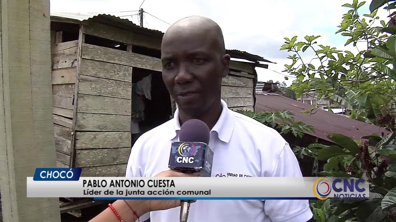 Habitante del barrio suba número 1 vive en condiciones precarias