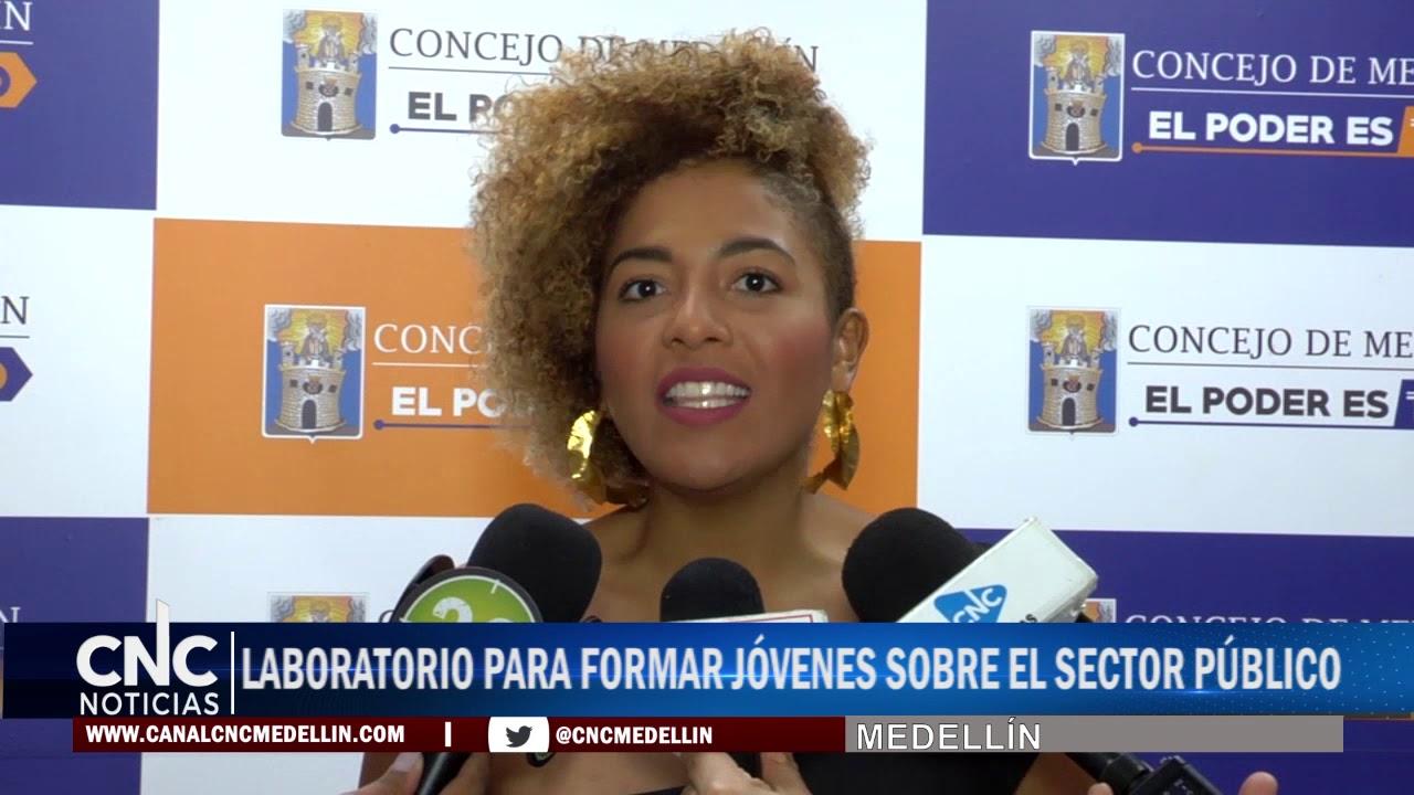 LABORATORIO PARA FORMAR JÓVENES SOBRE EL SECTOR PÚBLICO