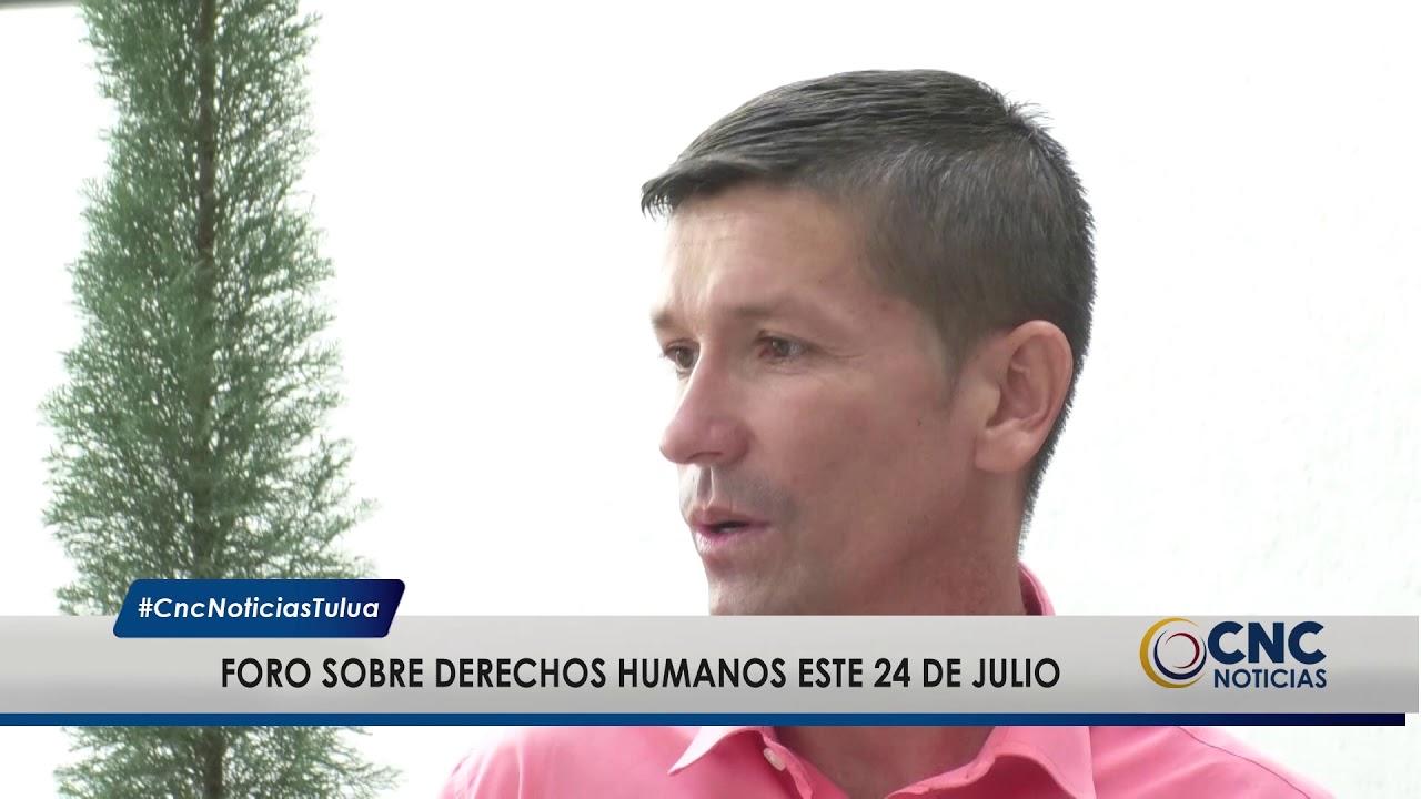 Se realizará Segundo Foro de Derechos Humanos en Tuluá