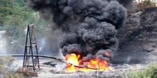Atacan con explosivos tramo del oleoducto Transandino en Nariño