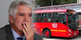 Se desprende Techo de Bus NUEVO de Transmilenio: El dolor de cabeza de Peñalosa