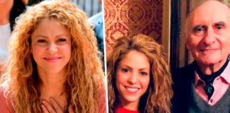 Conmovedor mensaje que Shakira escribió tras muerte de Fernando de la Rúa, su exsuegro