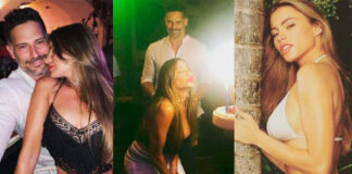 El cumpleaños de Sofía Vergara al lado de su 'Sugar Daddy'