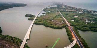 La megaobra colombiana que encerró a todo un pueblo en Cartagena
