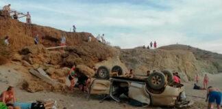 En aparatoso accidente muere FRANCÉS en playas del Cabo de la Vela