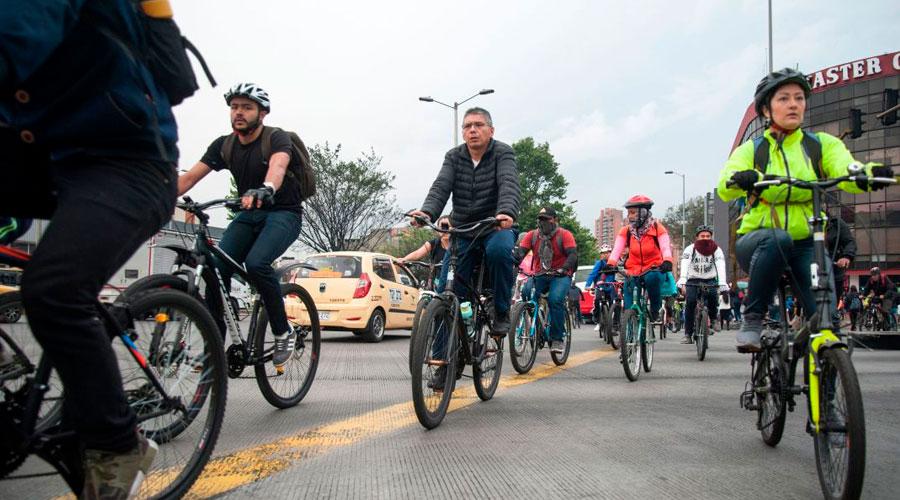 El uso de la bicicleta como medio de transporte urbano, es vital